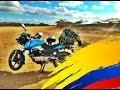 Viaje en Moto - Bogotá - Cabo de la Vela - La Guajira - Pulsar 180 (Vídeo Montaje)