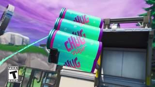 Chug Splash, Fortnite's New Item - Gameplay Trailer thumbnail