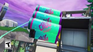 Chug Splash, Fortnite's New Item - Gameplay Trailer
