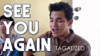 See You Again tagalog version cover by Arron Cadawas