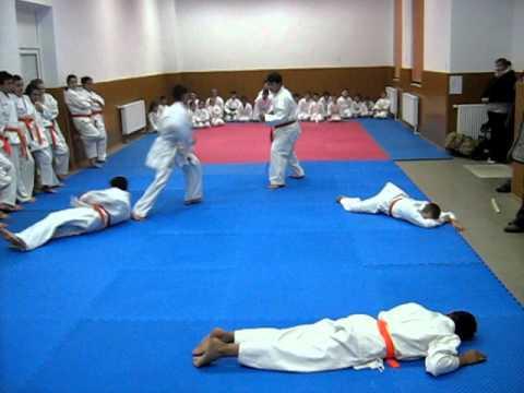 Antrenamente Karate - Progresul Cernica 6/8