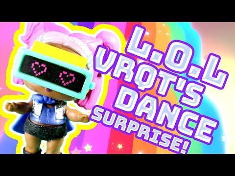 LOL SURPRISE DANCE VRQT GAME