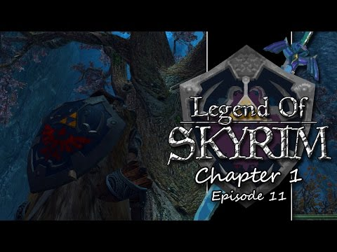 LEGEND OF SKYRIM | Chapter 1 | Episode 11 (Modded Skyrim Gameplay)
