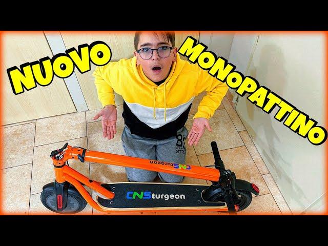 IL MIO NUOVO MONOPATTINO - Leo Toys