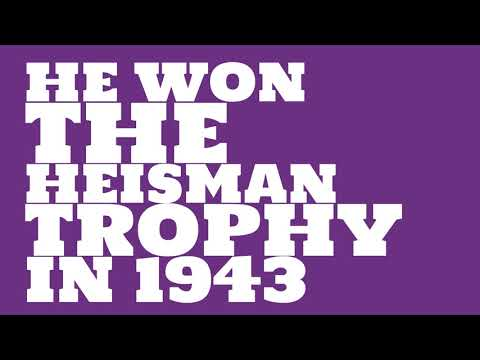 What grade was Notre Dame when he won the Heisman Trophy?