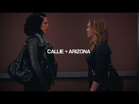callie and arizona | their story