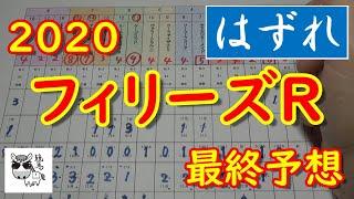 フィリーズレビュー 2020 Mデムーロさんのケープコッド本命!!!【競馬予想】