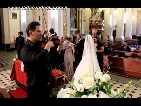 """Violinista in chiesa musica per matrimonio catania """"La Danza degli Archi"""""""
