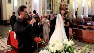 Violinista in chiesa musica per matrimonio catania 'La Danza degli Archi'