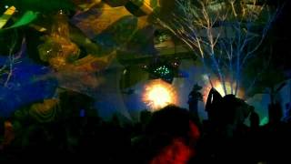 paradise winter festival 2012 cosmosis live hd