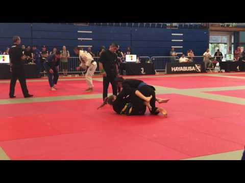 Jennifer Killeen vs Sarah Greenwood 2017 IBJJF British Open  24062017