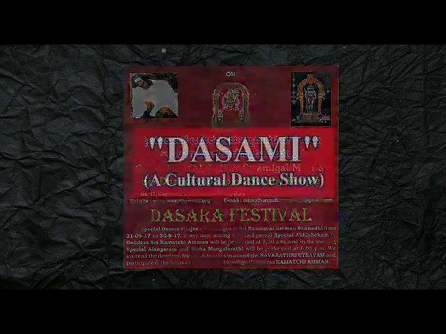 Download Lagu On 23rd Dasara Festival At Sri Mahan Odukathur