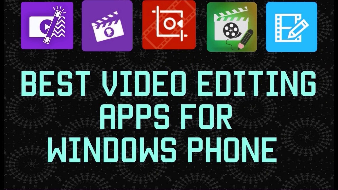 free video editing software for windows 7 without watermark