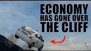 Global Economic Collapse is Underway with Uncontrollable Debt Meltdown!