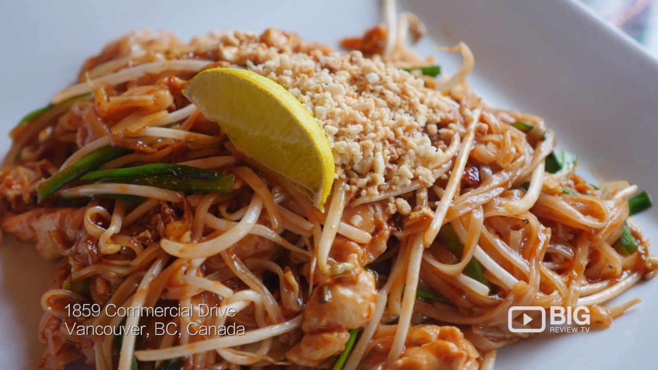 Bua Thai Food