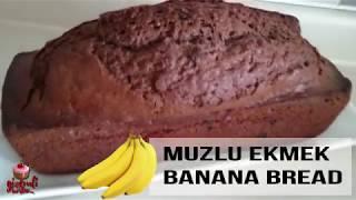 Çikolatalı Muzlu Ekmek Nasıl Yapılır ? (Banana Bread) - Yemek Tarifleri