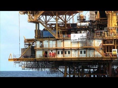 Gabon: nouvelle plate-forme pétrolière pour Total