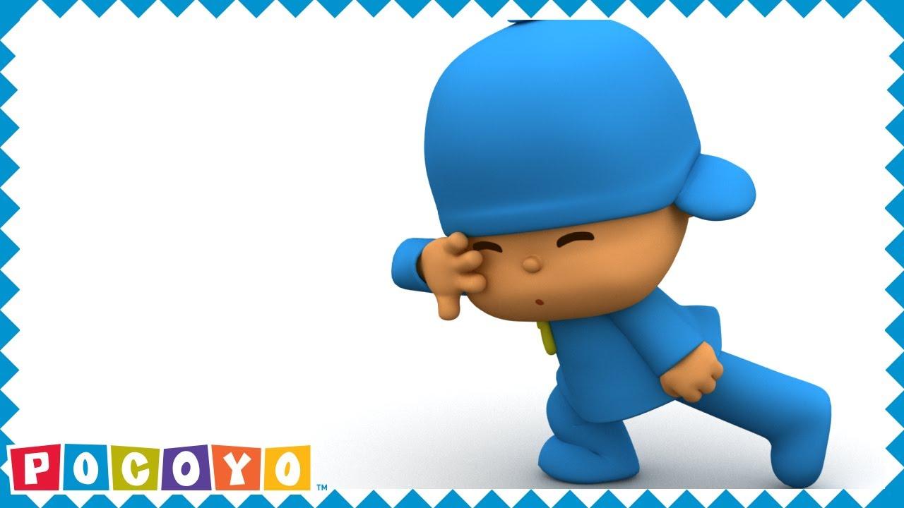 Pocoyo addio cappellino 🎩 s e cartoni animati youtube