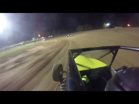 Schyler Brown - Laps at Brownstown Speedway TQ midget