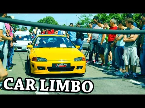 Jap Car Meet - Crazy Car Limbo Contest 2015