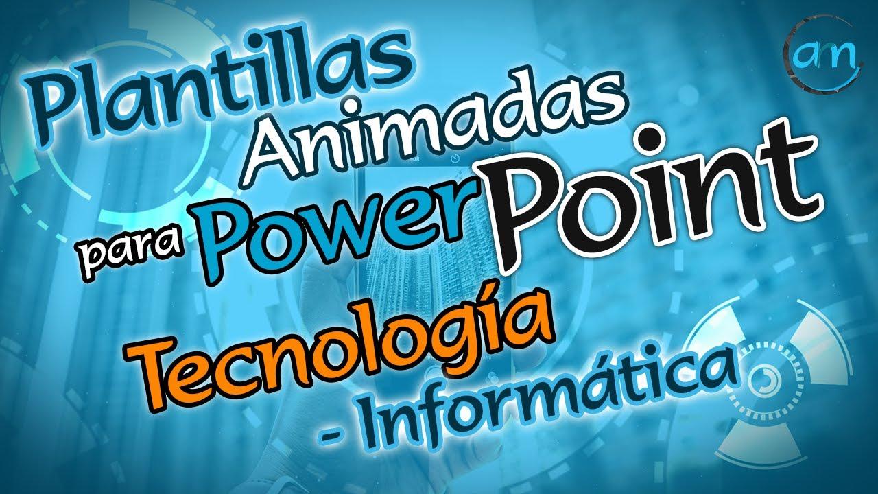 Plantillas de powerpoint animadas gratis