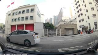 香港泊車好去處 - 寶輪街9號九巴總部停車場 (出)