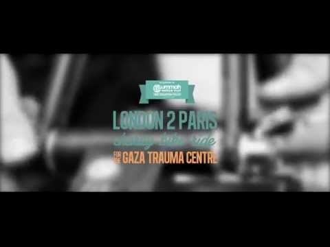 London to Paris Charity Bike ride for Gaza