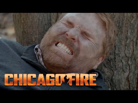 Father Takes A Hit In A Car Crash | Chicago Fire