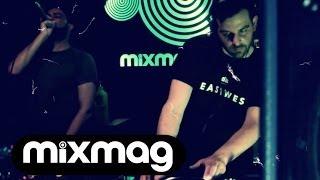 Metalheadz in The Lab LDN: Lenzman and Jubei b2b Ulterior Motive DJ sets