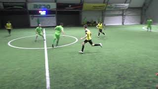 Полный матч Дружба Falcons Youth Турнир по мини футболу в Киеве