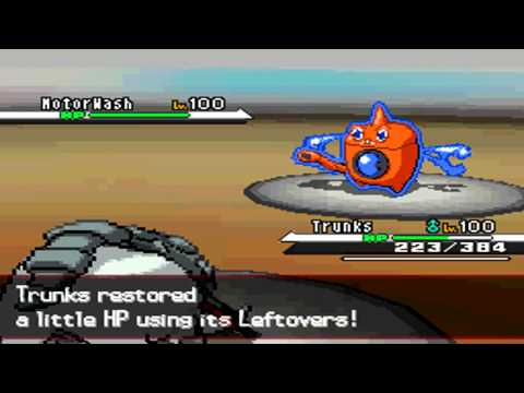 Nbz Vs Lrn2Diljot - Narrated Pokemon Black & White Wifi Battle #91