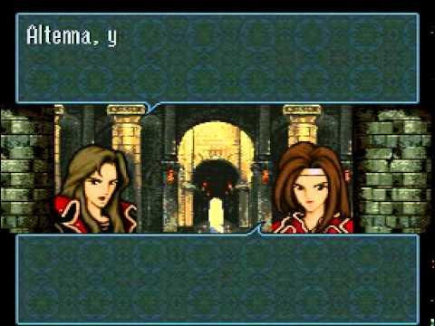 Fire Emblem 4 Seisen no Keifu Altenna learns the truth