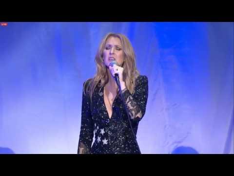 Celine Dion mở hòa nhạc tưởng nhớ chồng