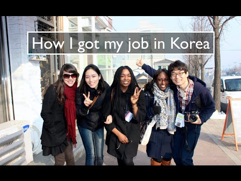 How I got my job in Korea: My EPIK application experience
