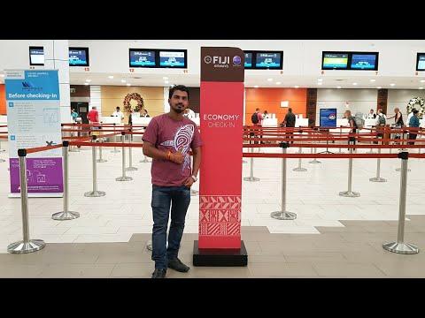 India To Fiji Fiji No Visa For Indians Passport Holder Immigration Document.