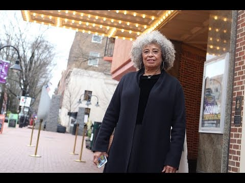 Angela Davis Excellence Through Diversity Distinguished Learning Series