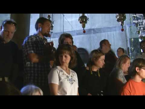 Bethlehem Live - The Church of the Nativity