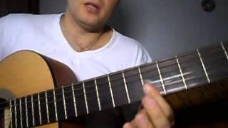 Уроки гитары. В.Цой - На кухне