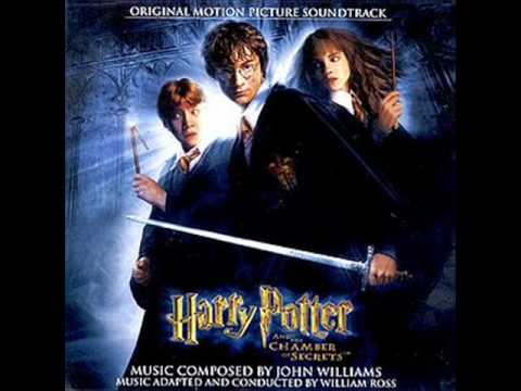 Harry Potter and the Chamber of Secrets Soundtrack - 08. The Dueling Club