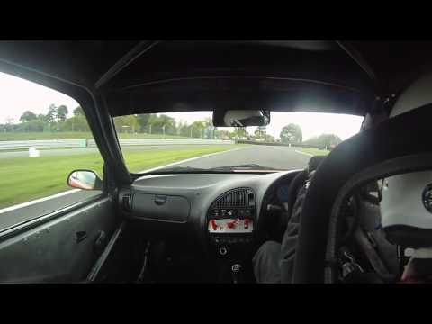 SaxMax - Oulton Park 2013 Race 1 - Martin Poole