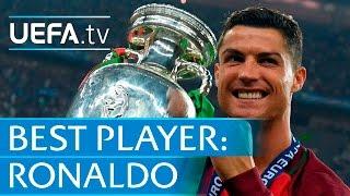 Cristiano Ronaldo - UEFA Best Player in Europe nominee