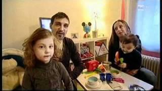 02-01-2011: Samuele Papi a Mattina in Famiglia su Rai1