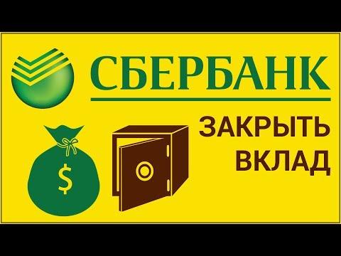 Сбербанк онлайн вклады