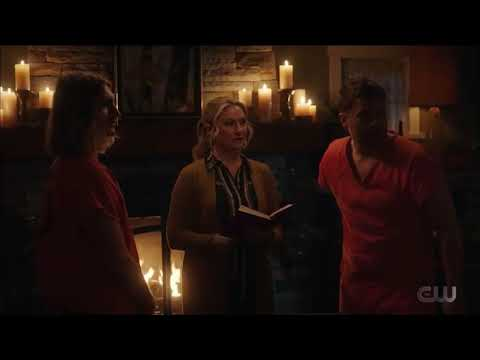 Riverdale 5x10 Evil Brother and Fake Brother Wedding and Duel Betty Alice vs Chic and Charles.
