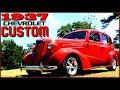 1937 Chevrolet Master Deluxe Custom Sedan