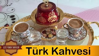 Bol Köpüklü Türk Kahvesi en iyi şekilde nasıl yapılır ? | Türk Kahvesi Tarifi