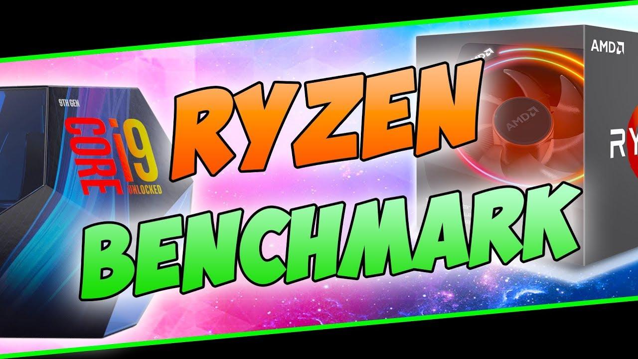 RYZEN 7 3800X vs. i9-9900K!   BENCHMARK-LEAK!   AMD schlechter als Intel? - YouTube