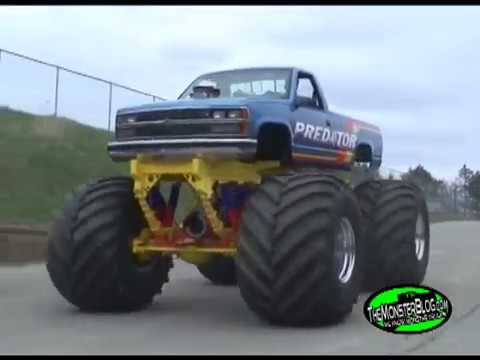 "TMB TV: Monster Trucks ""Vault Essentials"" - Pontiac, MI 2010"