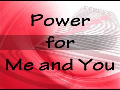 Power for Me & You
