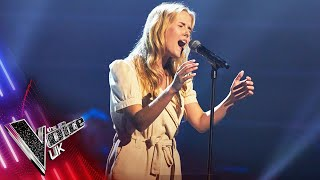 Esther Cole's 'Let Me Down Slowly' | Blind Auditions | The Voice UK 2021